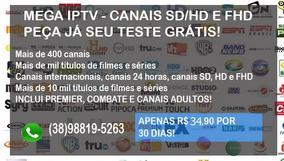 Lis-ta Ip-tv Premium Smartv Sem Travamentos