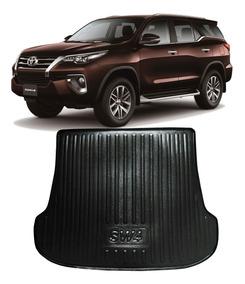 Tapete Bandeja De Porta Malas Toyota Sw4 2017 2018 2019