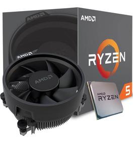 Processador Amd Ryzen 5 2600 Six Core, Cache 19mb, 3.4ghz