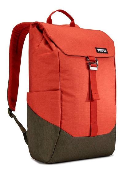 Bolsa Mochila P/ Notebook Thule Lithos Backpack 16l