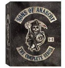 Sons Of Anarchy - Hijos De La Anarquía Completa Blu Ray
