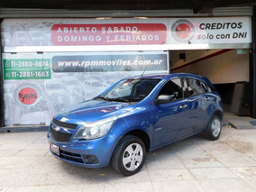 Chevrolet Agile 1.4 Ls Spirit 2013 Rpm Moviles