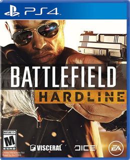 Juego Playstation 4 Battlefield Hardline Ps4 / Makkax