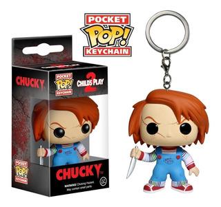 Llavero Funko Pocket Pop Chucky Terror Original