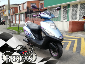 Honda Elite 125 2009, Recibo Tu Moto En Parte De Pago!!