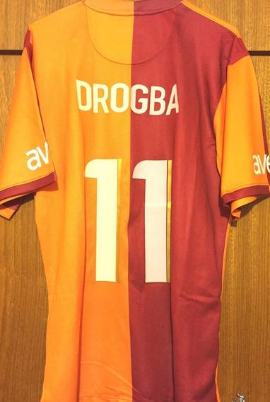 Camisa Do Galatasaray Autografada Elenco 2013/14