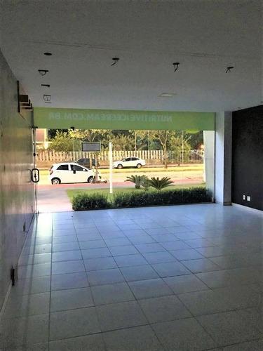 Loja Para Aluguel, 3 Quartos, 1 Suíte, 2 Vagas, Bento Ferreira - Vitória/es - 1101
