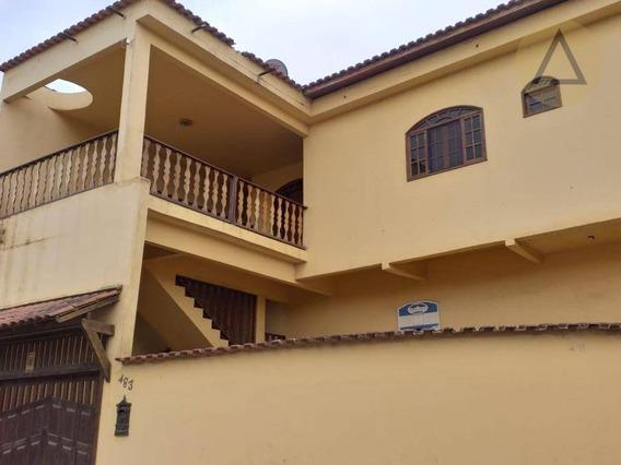 Casa Com 3 Dormitórios Para Alugar Por R$ 2.000/mês - Parque Aeroporto - Macaé/rj - Ca0951