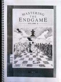 Xadrez Mastering Endgame 2 Sherevsky 240 Pag