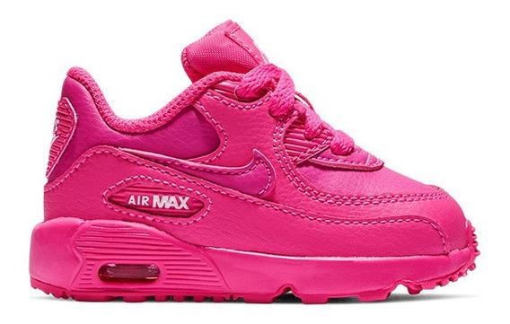 Nike Air Max 90 Fucsia Fluo Ropa y Accesorios Fucsia en