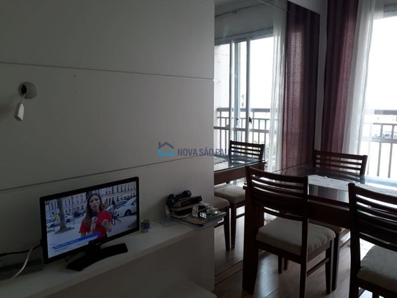Apartamento Ipiranga - 2 Dormitórios, Próximo Museu Do Ipiranga - Bi23522