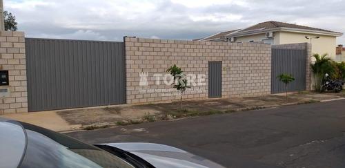 Imagem 1 de 8 de Terreno À Venda Em Chácara Primavera - Te003593