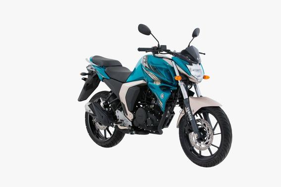 Yamaha Fz150 Azul Champaña Mod 2020