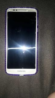 Celular Motorola E5 Dourado