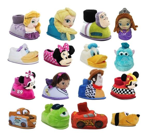 Pantuflas Addnice Disney Frozen Elsa Ct Mmk Pantua