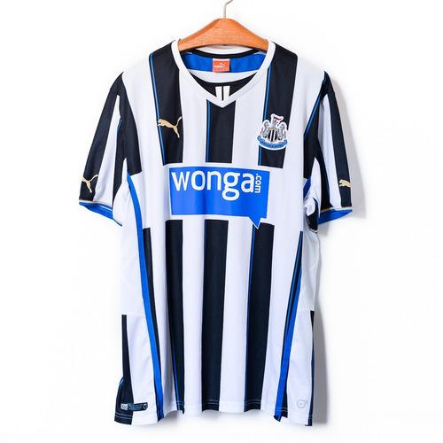 Camisa De Futebol Masculino Newcastle United 13/14 Puma