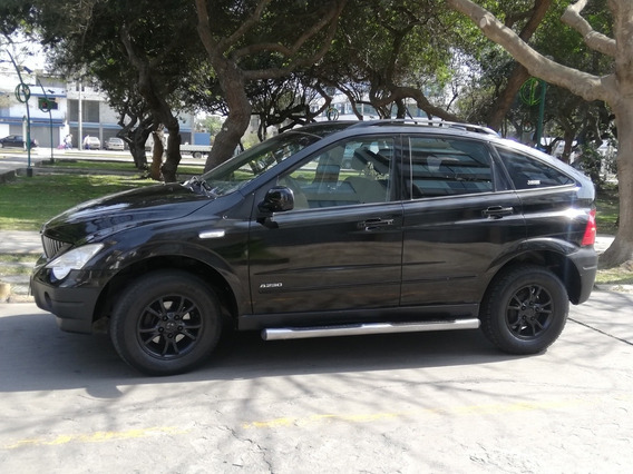 Ssangyong Actyon 4x2 Gasolinera