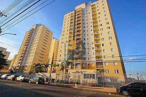 Imagem 1 de 26 de Primoroso Apartamento Com 2 Dormitórios À Venda, 62 M² Por R$ 310.000 - Bonfim - Campinas/sp - Ap7078