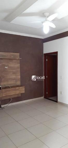 Casa Com 4 Dormitórios À Venda, 130 M² Por R$ 320.000 - Jardim Astúrias - São José Do Rio Preto/sp - Ca2165