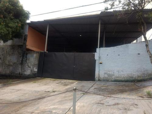 Imagem 1 de 5 de Galpão Para Alugar, 350 M² Por R$ 7.000/mês - Cidade Líder - São Paulo/sp - Ga0147