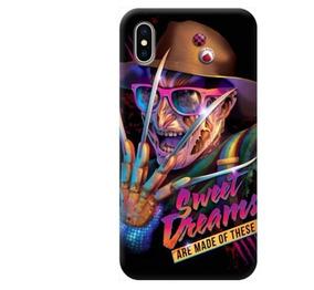 2630c15da02 Funda Case iPhone 5 6 7 8 X Plus Freddy Sweet Dreams Terror