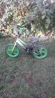 Vendo Bici Bmx Futura