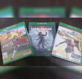 Jogos Xbox One (cada Jogo)