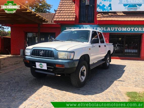 Toyota Hilux Dx 4x2 3.0 2004