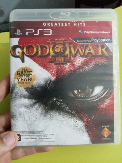 God Of War 3, Ps3 Original Mídia Física