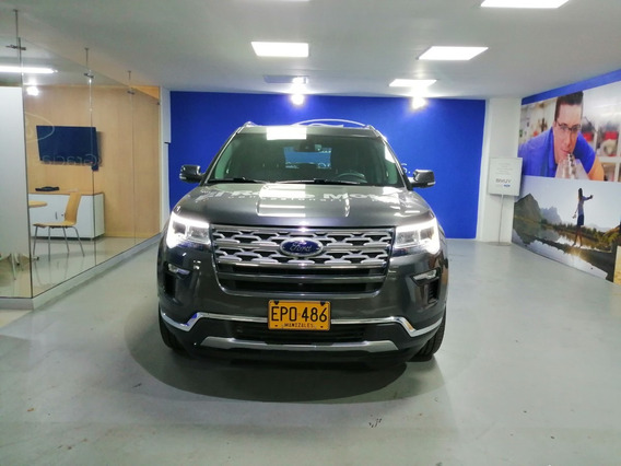 Ford Explorer Límited 2019