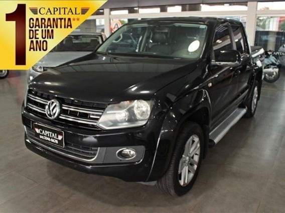 Volkswagen Amarok Highline Cd 4x4 2.0 16v Turbo Intercooler
