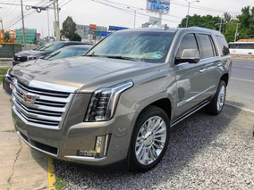 Cadillac Escalade 6.2 Plinum 4x4 At 2018