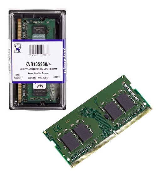 Memória 4gb Ddr3 1333mhz Para Notebook Itautec A7520 Oferta