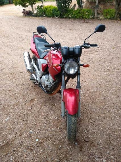 Moto Yamaha Fazer 250cc 2006