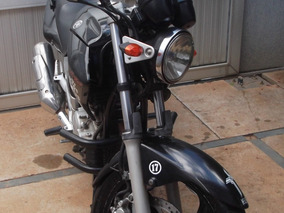 Yamaha / Fazer Ys 250 2008 / 2008 Preta Gasolina