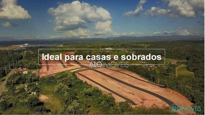Terreno À Venda, 144 M² Por R$ 79.500 - Eucaliptos - Fazenda Rio Grande/pr - Te0063
