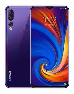 Smartphone Motorola Z5s 6gb 128gb Azul Lacrado