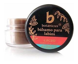 Balsamo Labial Orgánico Botanicus De Cacao Protege Suaviza