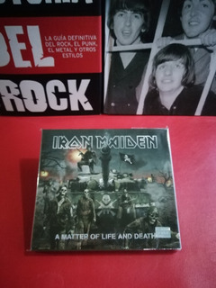 Iron Maiden - A Matter Of Life And Death Cd + Dvd