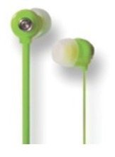 Fone De Ouvido Youts In-ear Candy Colors Verde