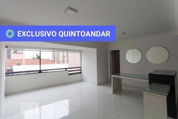 Apartamento No 1º Andar Mobiliado Com 2 Dormitórios E 2 Garagens - Id: 892952143 - 252143