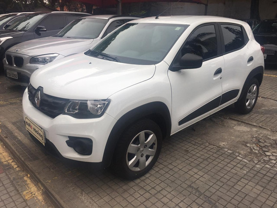 Renault Kwid Zen 1.0 Mt 2018