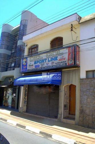 Ótimo Ponto Comercial Para Locação No Centro De Bragaça Paulista - Lo0027