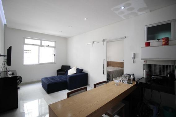 Apartamento Para Aluguel - Centro, 1 Quarto, 58 - 893021771