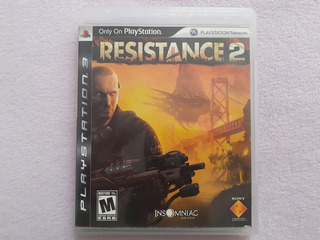 Resistance 2 Original Para Ps3