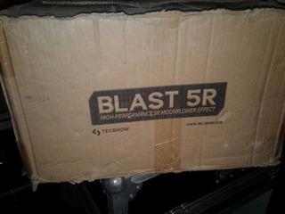 Blast 5r Tecshow