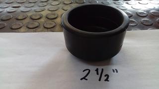 Regatón O Tapón Para Mesas, Sillas 2 1/2 Hule