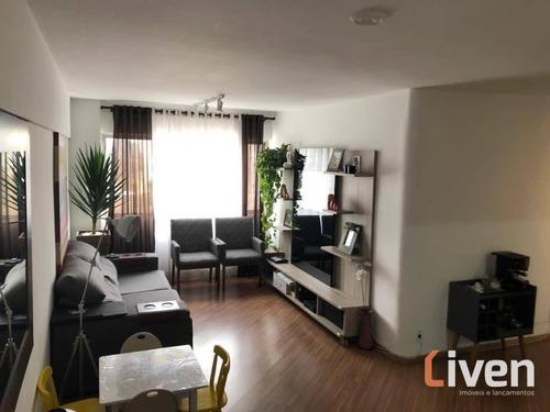 Apartamento Com 3 Dormitórios À Venda, 96 M² Por R$ 480.000,00 - Vila Adyana - São José Dos Campos/sp - Ap2593