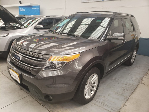 Ford Explorer Limited 3.5 4x4 Aut 5p 7 Pas 2015 Ijm096