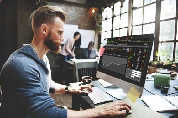 Curso Trader Profissional - Comprovado Com Garantia!